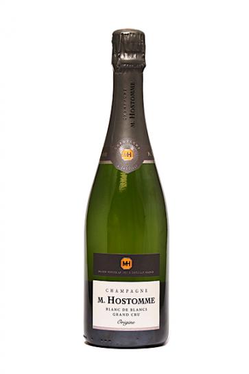M. Hostomme Champagner Blanc de Blanc AOC