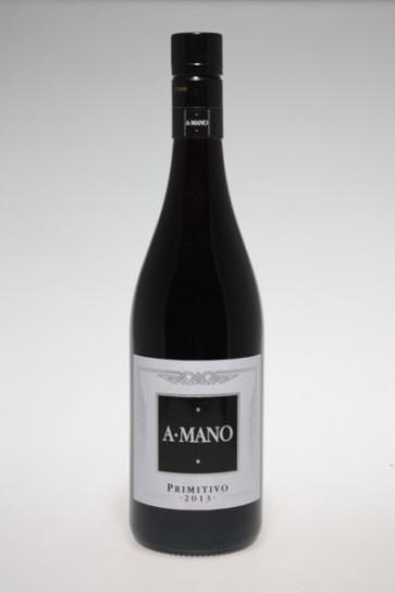 """Fusione - Primitivo di Puglia """"A Mano"""" IGT 2013"""