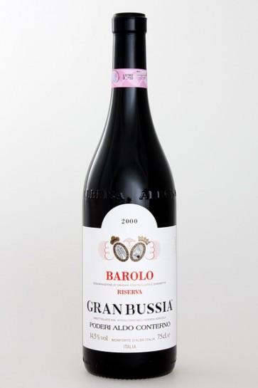 """Aldo Conterno - Barolo Riserva """"Granbussia"""" DOCG 2000"""