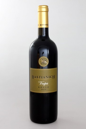 Bastianich - Vespa Rosso IGT 2011