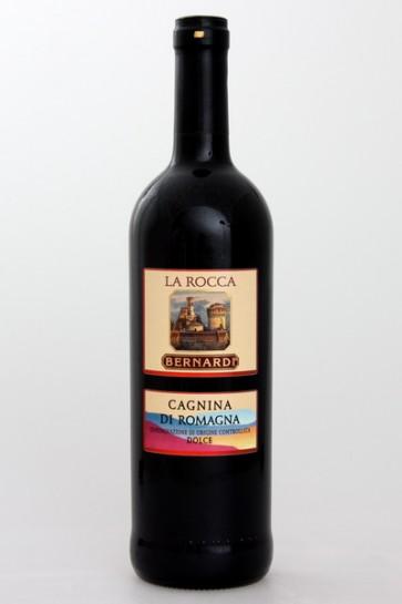 "Bernardi - Cagnina di Romagna Dolce ""La Rocca"" DOC 2014"