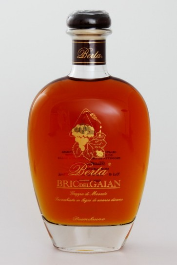 "Distillerie Berta - Grappa ""Bric del Gaian"" Barrique"