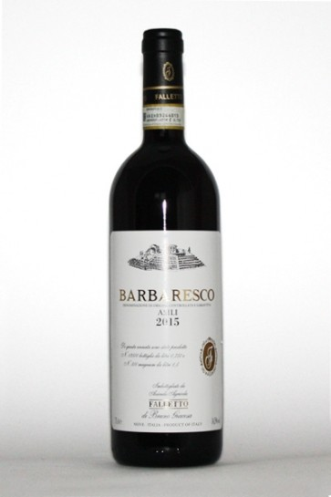 Bruno Giacosa Falletto Barbaresco Asili 2015 DOCG