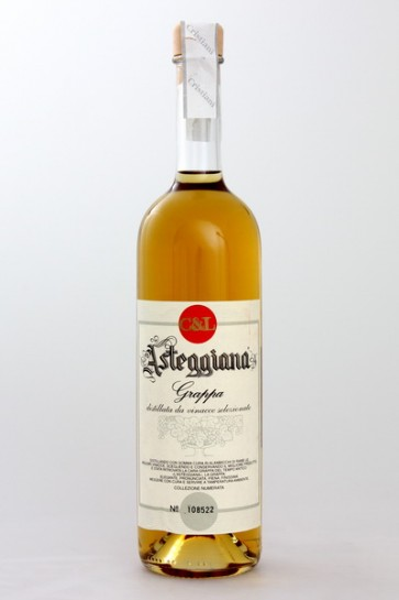 "Cristiani - Grappa ""Asteggiana"" Barrique"