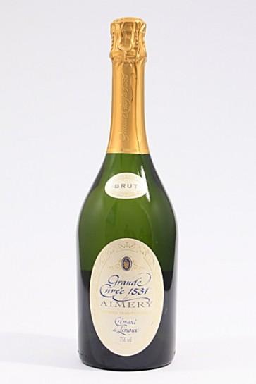 """Aimery Sieur d Arques  - Crémant de Limoux Méthode Traditionelle """"Grande Cuvée 1531"""" Brut"""