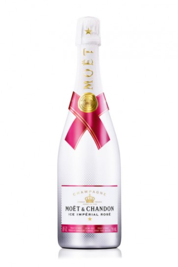 Ice Imperial Rosé Moet Chandon