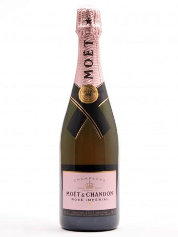 Champagne Moët & Chandon Rosè Imperial Épernay Champagne Frankreich 0,75