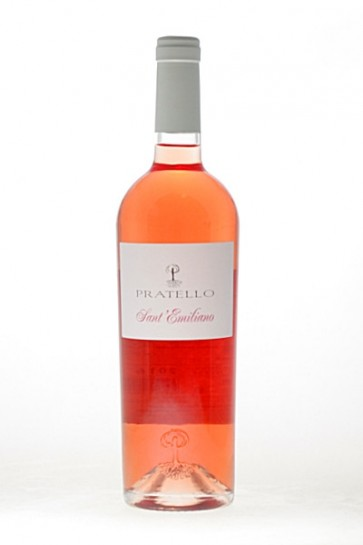 Pratello Chiaretto Sant Emiliano Rose DOC