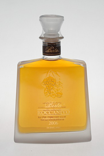 Distillerie Berta Grappa Roccanivo Barrique 2005