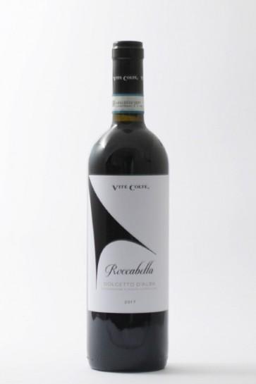 """Vite Colte Dolcetto d'Alba """"Roccabella"""" 2017 DOC"""
