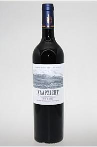 Kaapzicht - Merlot - Cabernet Sauvignon Bin 3 2012