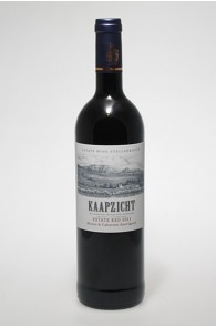 "Kaapzicht - Cabernet Sauvignon - Shiraz ""Estate Red"""