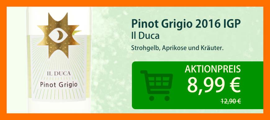 Pinot Grigio Il Duca 2016