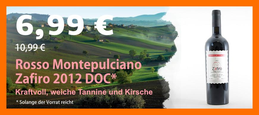 Rosso Conero Zafiro 2012 DOC